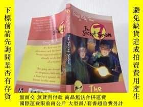 二手書博民逛書店The罕見secret seven:他們的秘密七號Y212829