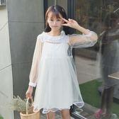 2018夏季新款女裝韓版學生網紗蓬蓬裙