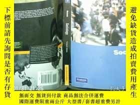 二手書博民逛書店sociology罕見thirteenth editionY413068 macionis pearson