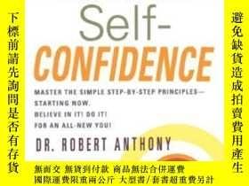 二手書博民逛書店The罕見Ultimate Secrets Of Total Self-confidenceY256260 A