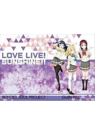 Love Live! Sunshine!! Guilty Kiss款雙開公文夾