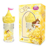 Disney Belle 美女與野獸 童話城堡香水 50ml