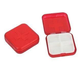 可愛藥盒 10個