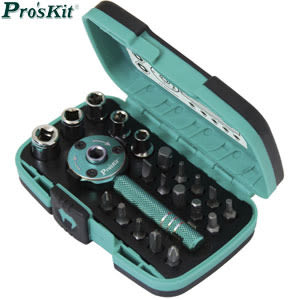 Pro sKit 寶工 SD-2319M 22PCS 套筒起子組