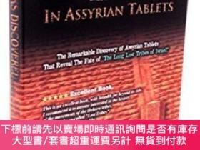 二手書博民逛書店Missing罕見Links Discovered In Assyrian TabletsY255174 Ra