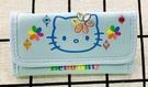 【震撼精品百貨】Hello Kitty_凱蒂貓~三麗鷗 KITTY日本~鎖包-藍*30602