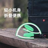 頭戴式耳機紐曼TB106無線藍牙耳機雙耳頭戴式游戲運動跑步掛脖式可插卡mp3一 新北購物城