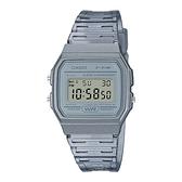 CASIO 手錶專賣店卡西歐 F-91WS-8 果凍材質系列 電子錶 小巧簡約錶面 樹脂錶帶 防水 LED照明