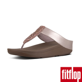 【FitFlop】SPARKLIE TM CRYSTAL TOE THONG(玫瑰金)