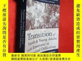 二手書博民逛書店Transition罕見of Youth and Young A