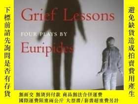 二手書博民逛書店Grief罕見LessonsY364682 Euripides  Carson, Anne (trn) Ran