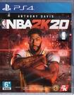 【玩樂小熊】PS4遊戲 美國職業籃球 NBA 2K20 中文亞版