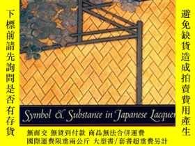 二手書博民逛書店Symbol罕見And Substance In Japanes