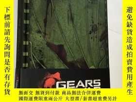 二手書博民逛書店Gears罕見of War: Judgment: Kilo Sq