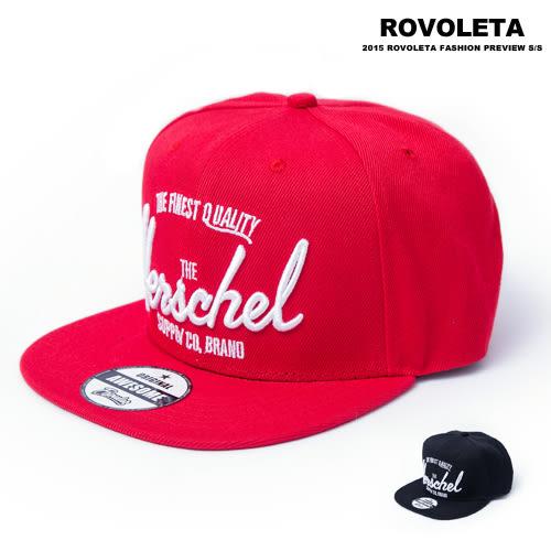 立體袖字帽【UR-002】(ROVOLETA)