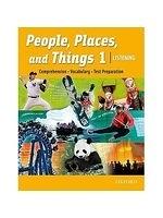二手書博民逛書店《People, Places, and Things 1 Li