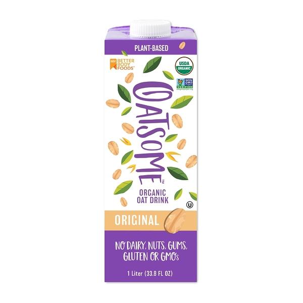 【OATSOME】原味燕麥奶(1000ml) 效期2021/12