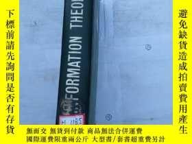 二手書博民逛書店information罕見theory(H1185)Y17341