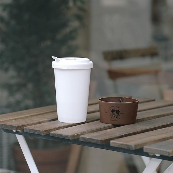 母親節禮物 和家日日系情字母手拿陶瓷杯隔皮套意潮流水杯陶瓷杯