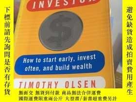二手書博民逛書店The罕見Teenage InvestorY267886