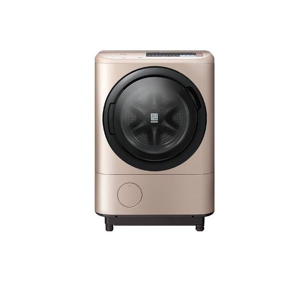 *新家電錧*【HITACHI 日立BDNX125BJ-N】12.5公斤日製洗脫烘滾筒洗衣機-香檳金