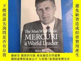 二手書博民逛書店The罕見man who made Mercuri a world leader : Curt Abrahamss