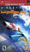 PSP Wipeout Pure 磁浮飛車Pure(美版代購)