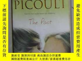 二手書博民逛書店英文原版罕見The Pact by Jodi Picoult 著