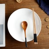 6個裝純白家用陶瓷盤子套裝 簡約圓形深湯菜盤飯盤裝菜碟子餐具   LannaS