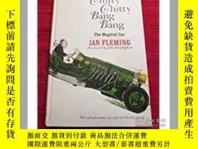 二手書博民逛書店Chitty罕見Chitty Bang Bang: The Ma