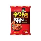 韓國 海太 辣炒年糕餅乾(103g)【小三美日】