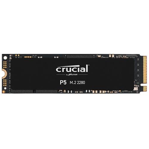 美光 Micron Crucial P5 2TB M.2 2280 PCIe SSD 固態硬碟
