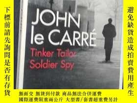二手書博民逛書店Tinker罕見Tailor Soldier SpyY16663 John Le Carre 著 Hodder