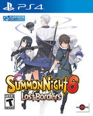 PS4 Summon Night 6: Lost Borders 召喚夜響曲 6 消逝的境界(美版代購)