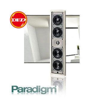 加拿大 Paradigm AMS-LCR 精製美聲崁入式劇院喇叭(單支內含前置3聲道揚聲器)