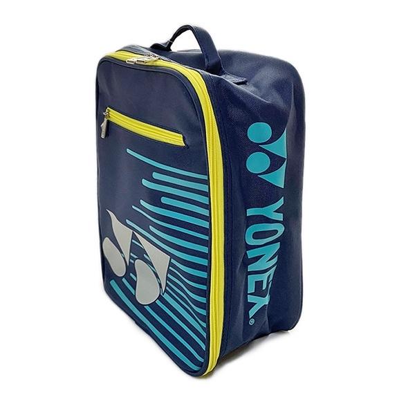 Yonex Shoe Bag [BAG40010TR019] 鞋袋 收納 輕量 33x24.5x14cm 藍黃