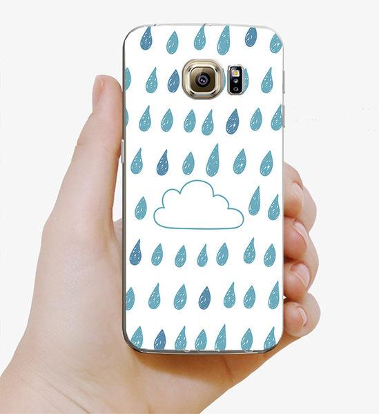 ♥ 俏魔女美人館 ♥Samsung Galaxy S7 {雨滴*水晶硬殼} 手機殼 手機套 保護殼