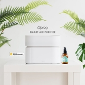 【Opro9】智能空氣淨化器- 支援Apple HomeKit/ Siri語音控制 可滴精油加濕器 拒絕空污