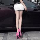 超短裙小短裙超短性感包臀戶外免脫無安全褲緊身無內襯走光方便插牛仔 大宅女韓國館