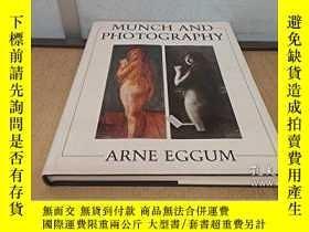二手書博民逛書店Munch罕見And PhotographyY364682 Arne Eggum Yale Universit