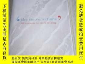 二手書博民逛書店the罕見conversations 66 reasons to
