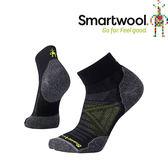 【SmartWool 美國 男款 Phd戶外輕量減震低筒襪《黑》】SW001066/排汗襪/保暖襪/抗臭襪★滿額送
