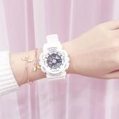 超火的獨角獸手錶女學生正韓簡約潮流可愛學院派小清新電子錶 限時85折