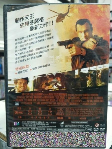 挖寶二手片-E87-002-正版DVD-電影【黑暗黎明】-史蒂芬席格(直購價)