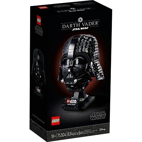 樂高積木LEGO《 LT75304 》STAR WARS™ 星際大戰系列 - Darth Vader™ Helmet / JOYBUS玩具百貨