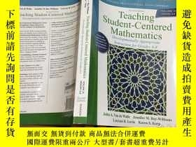 二手書博民逛書店Teaching罕見Student-Centered Mathematics: Developmentally A