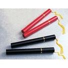 《享亮商城》0-83B2-0 空白皮紋圓管(有穗 ) 紅色