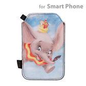 ❤Hamee 迪士尼 Disney 手繪風系列手機袋 萬用保護套 (小飛象) [237-244858]