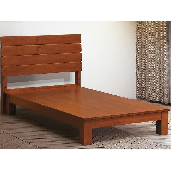 床架 床台 AT-567-5A 夏洛特3.5尺柚木色床台 (不含床墊) 【大眾家居舘】