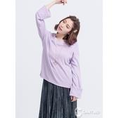 CANTWO馬卡龍粉彩設計袖上衣(共三色)~春夏新品登場